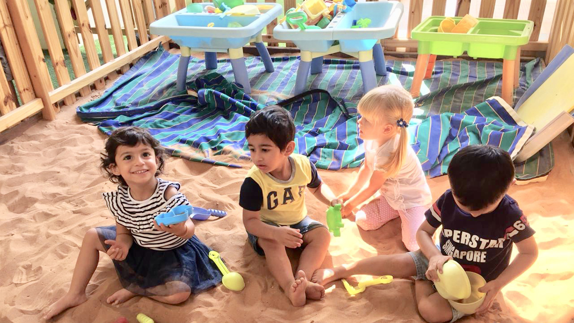 daycare in mirdif, affordable nursery in mirdif